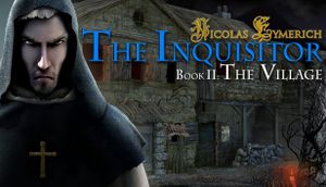 Nicolas Eymerich The Inquisitor - Book II: The Village cover