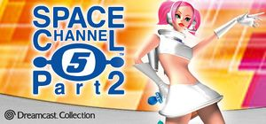 Space Channel 5: Part 2 cover