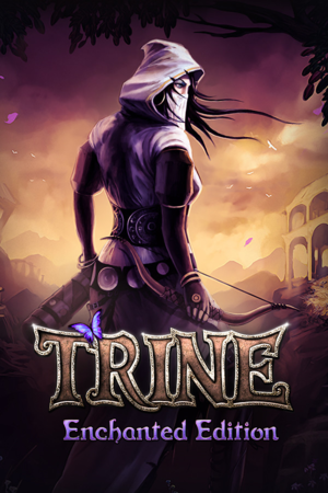 Trine Enchanted Edition cover