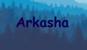 Arkasha cover