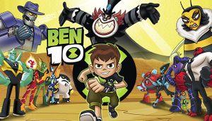 Ben 10 cover