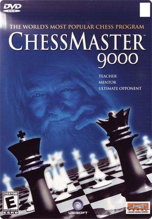 Chessmaster 9000 cover