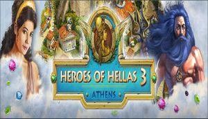 Heroes of Hellas 3: Athens cover