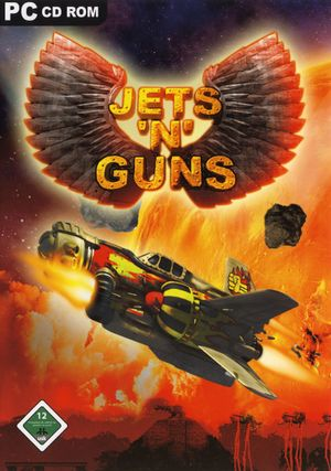 Jets'n'Guns cover