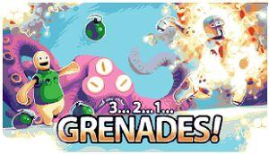 3..2..1..Grenades! cover