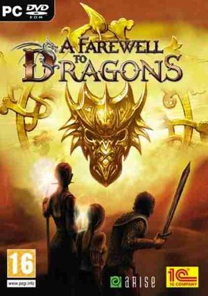 A Farewell to Dragons cover