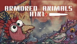 Armored Animals: H1N1z cover