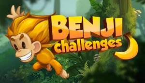 Benji Challenges cover
