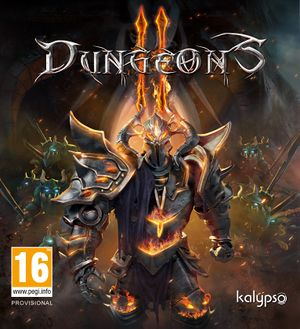Dungeons 2 cover