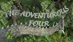 The Adventurous Four cover