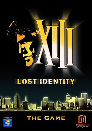 XIII - Lost Identity cover