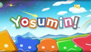 Yosumin! cover