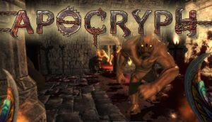 Apocryph cover