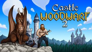 Castle Woodwarf 2 cover