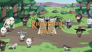 Knightmare Lands cover