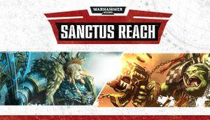 Warhammer 40,000: Sanctus Reach cover