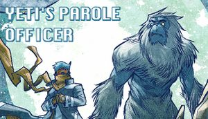 Yeti's Parole Officer cover