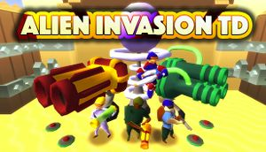 Alien Invasion Tower Defense cover