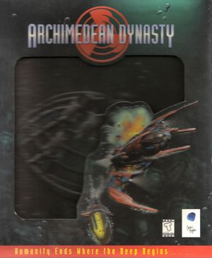 Archimedean Dynasty cover
