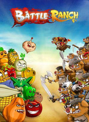 Battle Ranch: Pigs vs Plants cover
