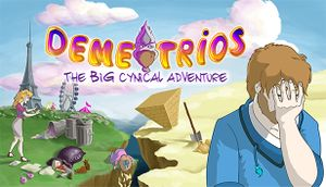 Demetrios - The Big Cynical Adventure cover