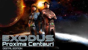 Exodus: Proxima Centauri cover