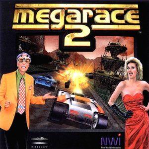 MegaRace 2 cover