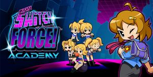 Mighty Switch Force! Academy cover