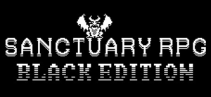 Sanctuary RPG: Black Edition cover
