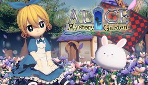 Alice Mystery Garden cover