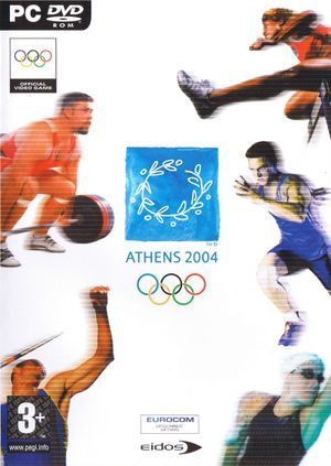Athens 2004 cover
