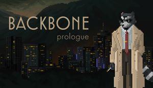 Backbone: Prologue cover