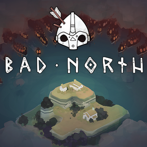 Bad North cover