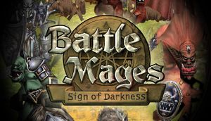 Battle Mages: Sign of Darkness cover