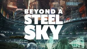 Beyond a Steel Sky cover