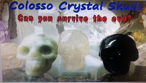 Colosso Crystal Skulls cover