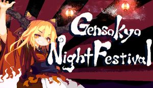 Gensokyo Night Festival cover