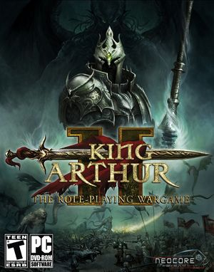 King Arthur II: The Role-Playing Wargame cover