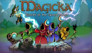 Magicka: Wizards of the Square Tablet cover