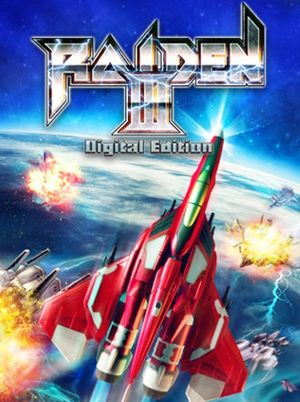 Raiden III Digital Edition cover