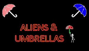 Aliens and Umbrellas cover