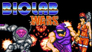Biolab Wars cover