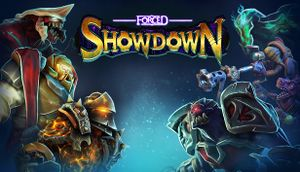 Forced Showdown cover