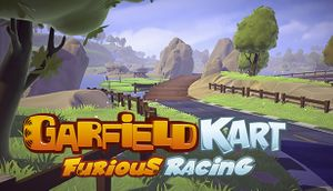Garfield Kart: Furious Racing cover