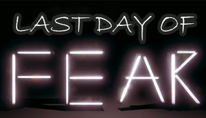 Last Day of Fear cover