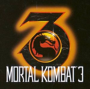 Mortal Kombat 3 cover