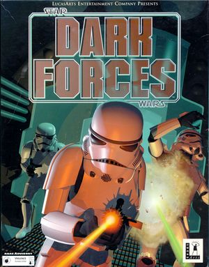 Star Wars: Dark Forces cover