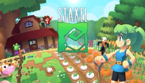Staxel cover