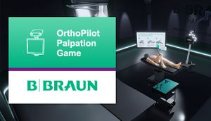 AESCULAP OrthoPilot Elite VR Palpation cover