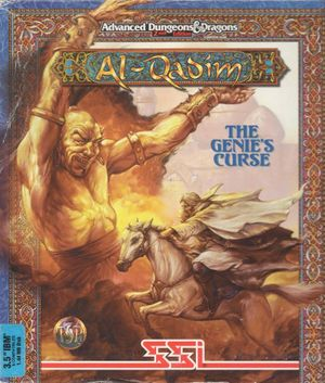 Al-Qadim: The Genie's Curse cover